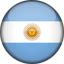 argentina-flag-3d-round-icon-64