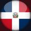 dominican-republic-flag-3d-round-icon-64