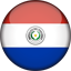 paraguay-flag-3d-round-icon-64